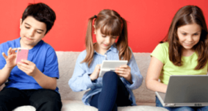 Evitar Que Los Niños Utilicen Dispositivos Moviles
