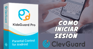 Como Iniciar Sesion en ClevGuard app