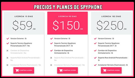 Cuanto Cuesta Spyphone Precios
