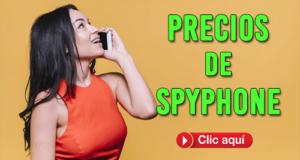 PRECIOS DE SPYPHONE